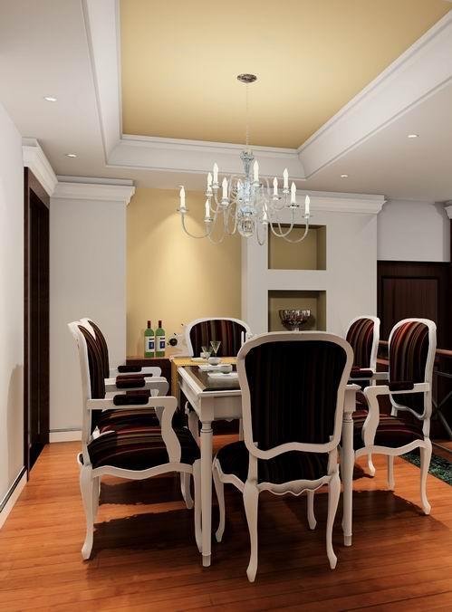 Model of European Diningroom 3D Model DownloadFree 3D