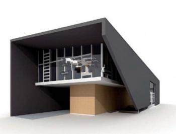Small Modern Villa Model 3D Model DownloadFree 3D Models