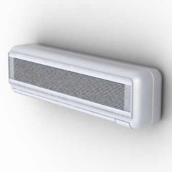 New Small Frequency Air Conditioning Model 3D Model DownloadFree 3D Models Download