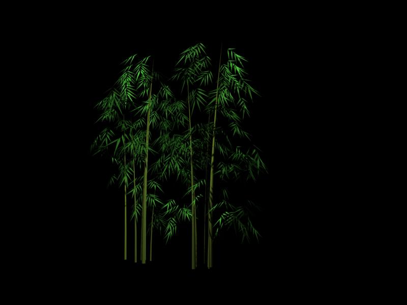 plant 001  bamboo 3D Model DownloadFree 3D Models Download