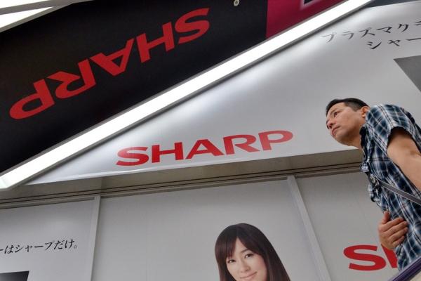 Sharp уходит с рынка США из-за серьезных убытков