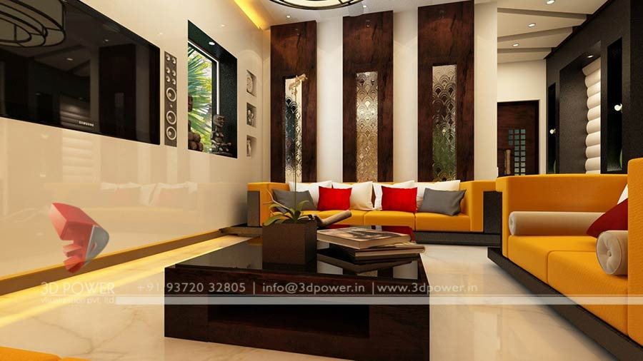 interior designs of living room pictures sofa style for small modern design 3d rendering power home