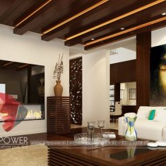 Interior Designing Photos Living Room Big Couches 3d Design Rendering Services Bungalow Home Animation