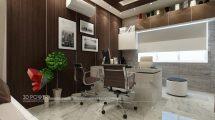 3D Office Interior Design