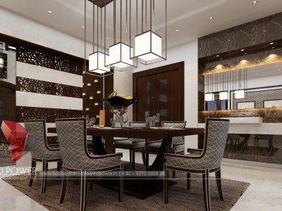 3D Interior Design & Rendering Services Bungalow & Home Interior