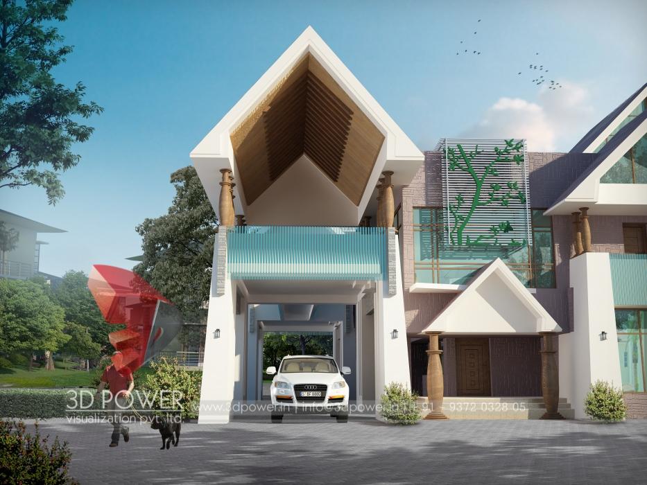 Exterior Bungalow Designs