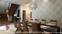 Drawing Room Interior   Living Room design   3D Power