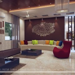 Pictures Modern Living Room Interior Design Wall Tiles 3d Rendering Power Designing View Yemen Classic Uk Canada