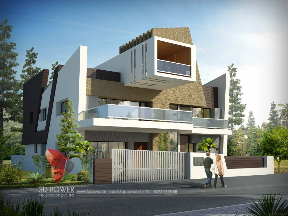 Design Of Compound Wall Of Bungalow Ifmore