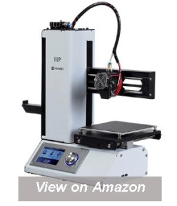 Monoprice MP Select Mini 3D Printer V2 White (Open Box)