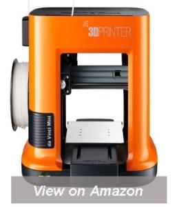 "da Vinci mini Wireless 3D Printer-6""x6""x6"" Built Volume (Includes: $14 300g PLA Filament, $49 STEAM 3D Design Tutorial eGift Card - Must Register Product"
