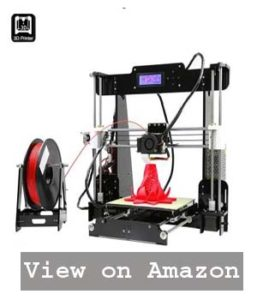 Anet A8 with Included Filament
