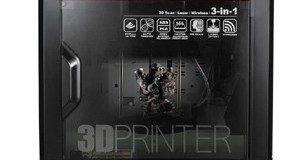 [Open Filament] XYZprinting da Vinci 1.0 Pro 3 in 1 Wireless