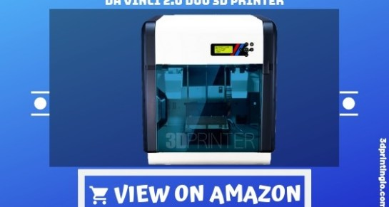 Open Filament] da Vinci 1 0 Pro 3D Printer | Best 3d Printer 2019