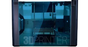 XYZprinting da Vinci 2.0 Duo 3D Printer, Blue