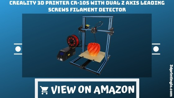 Creality 3D Printer CR-10S Blue New Version