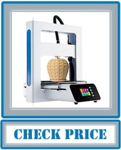 JGAURORA 3D Printer Kit A3S Half Hour Assembly for Filament Runs Out Detection Resume Print
