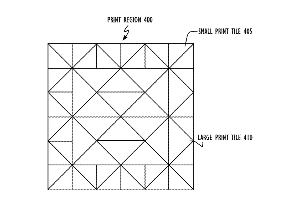Apple secures patent for triangular tessellation 3D
