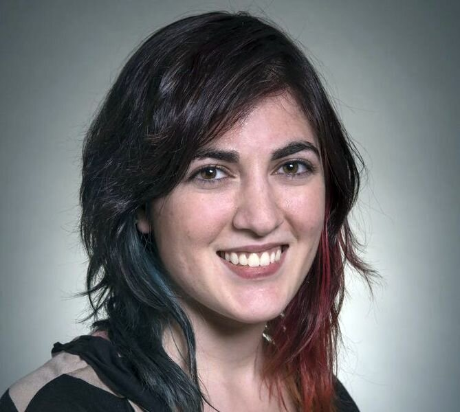 Rachel Davis [Source: Women in 3D Printing]