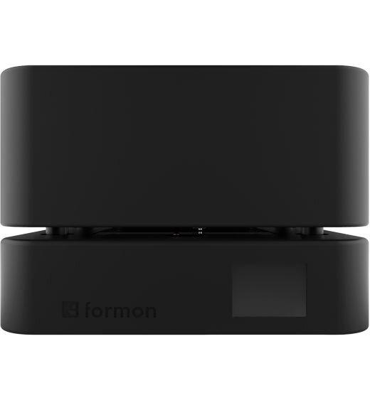 The Formon Core desktop 3D printer in closed mode [Source: Formon]