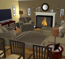 3dream Online 3d Room Planner For Interior Design Space Planning 3dream Net