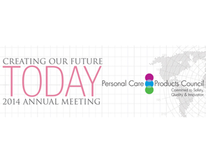 Personal Care Product Council (PCPC) 2014 Annual Meeting
