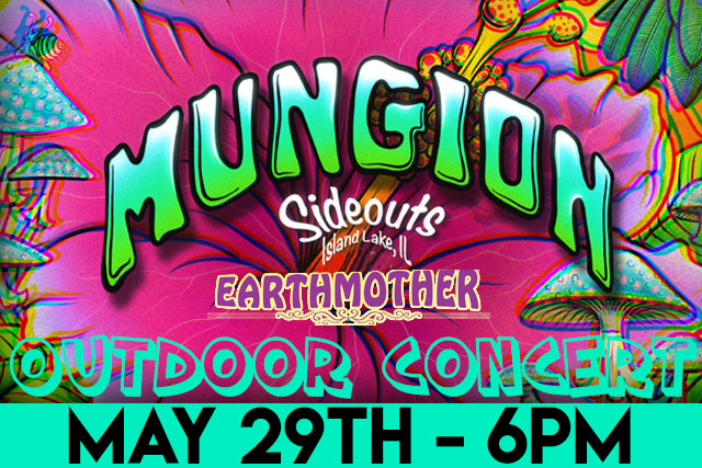 Mungion with guests Earthmother
