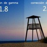 Entender la correcion de gamma 2.2