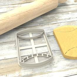 Cilindro Formina taglierina per biscotti | Cylinder Cookie Cutter