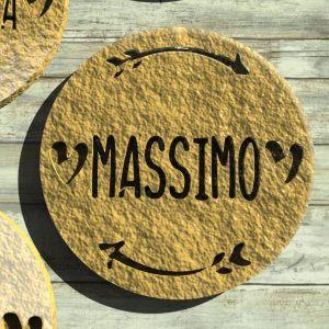 Formina per biscotti grandi personalizzabile
