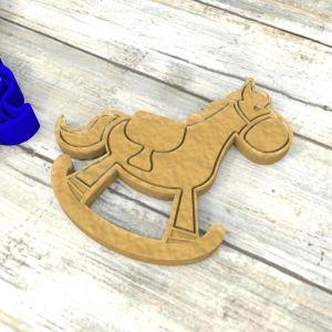 Tagliapasta Cavallo a dondolo