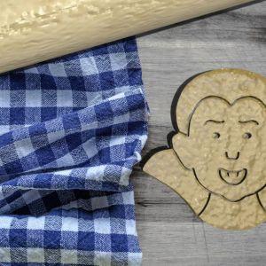 Conte Dracula formina biscotti Halloween