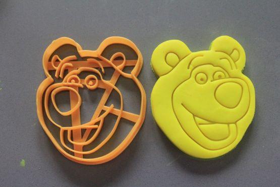 Masha e Orso formine per biscotti