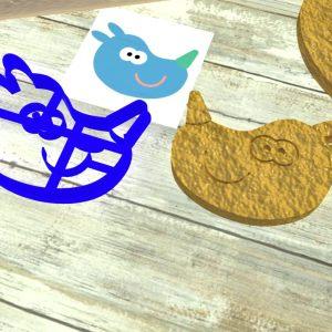 Hey Duggee Tag cookies