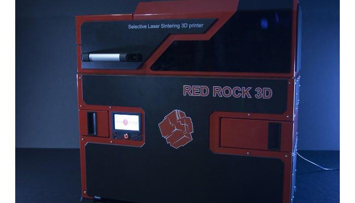 red rock sls printer