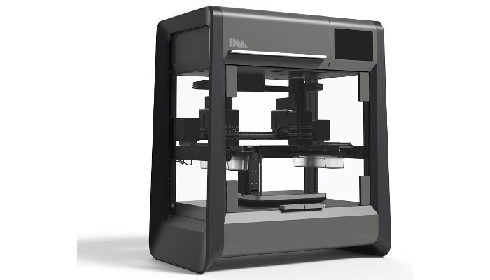 desktop metal 3d printer production system