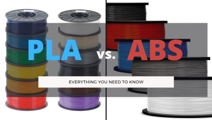 PLA vs ABS: Which is Best for your 3D Printing Needs?