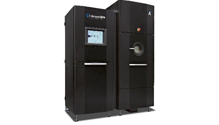 arcam electron beam melting metal 3d printer