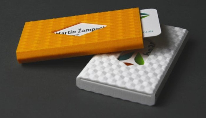 business card holder 3d printer model