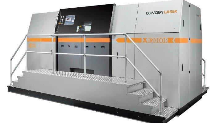 direct metal laser sintering dmls concept laser 3d printer