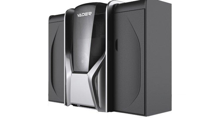 vader systems liquid metal printing metal 3d printer