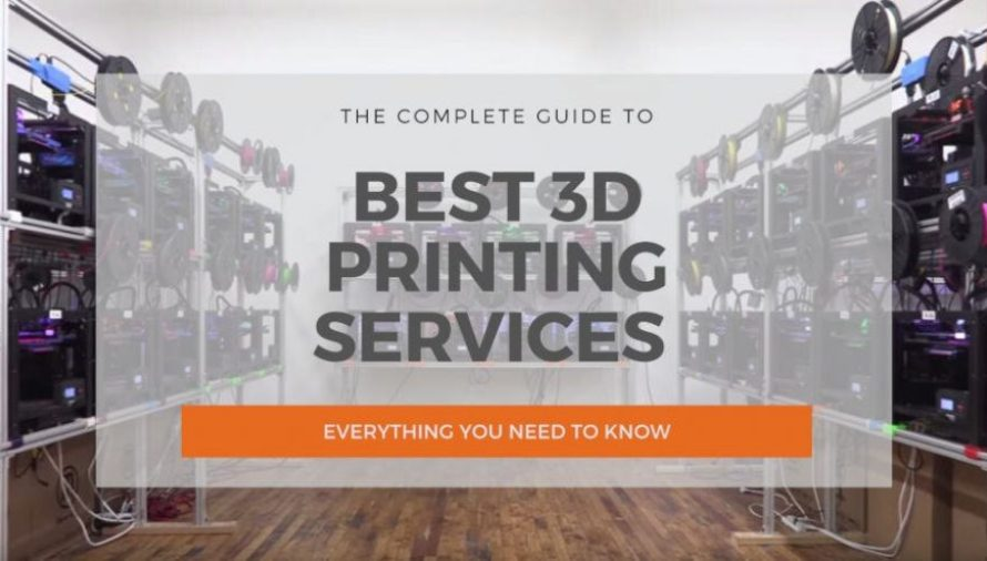 11 Great Online 3D Printing Services 2021