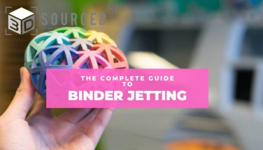 Binder Jetting 3D Printing: Everything You Need To Know