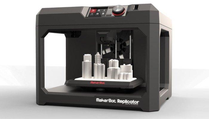 makerbot replicator+ best 3d printer for beginners