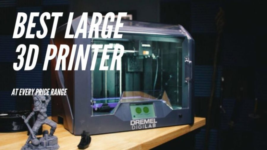 large largest 3d printer ranking cover