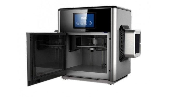 mmuse touchscreen chocolate 3d printer