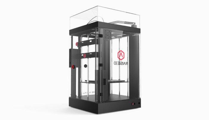 raise3d pro2 plus industrial 3d printer