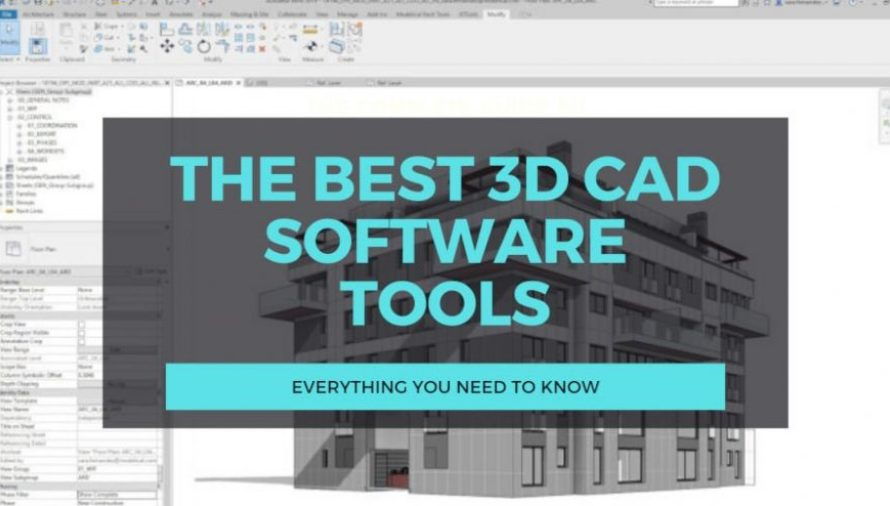 10 of the Best 3D CAD Software Modeling Tools 2021