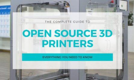 best open source 3d printer guide
