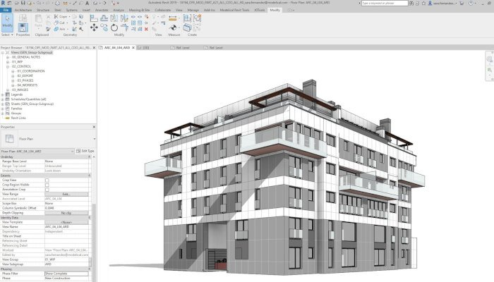 revit architecture BIM CAD software